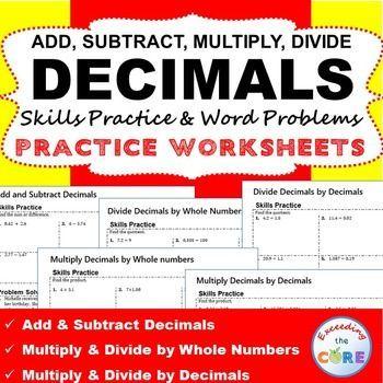decimals homework practice assessments skills practice word problems problem solving. Black Bedroom Furniture Sets. Home Design Ideas