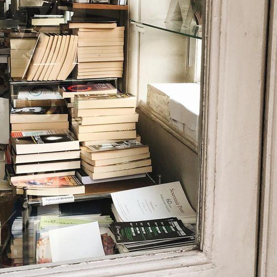 a.k. — bookbaristas: Books on books on books ...
