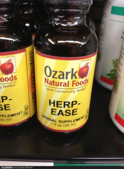 Natural Foods. Herp-Ease