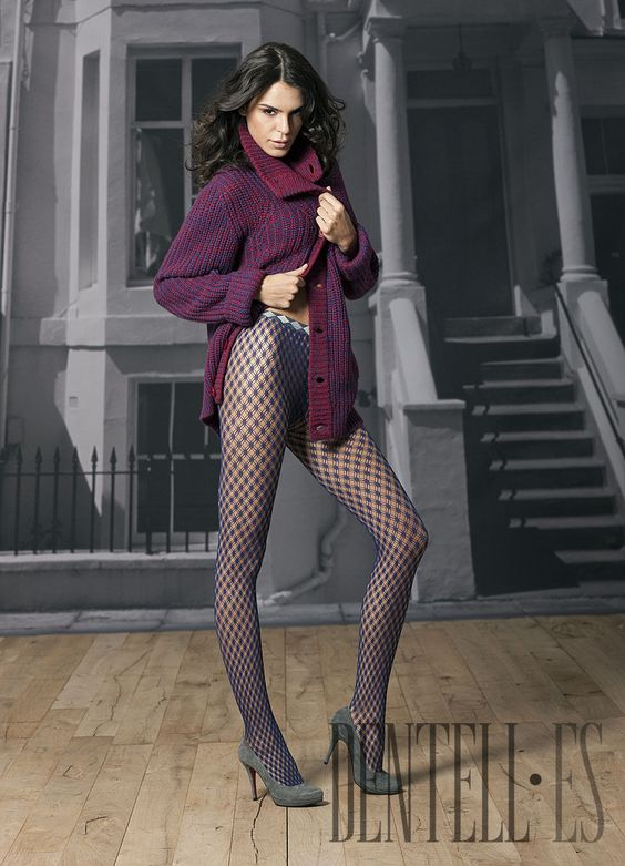 Burlington Herbst/Winter 2011-2012 - Dessous - http://de.dentell.es/fashion/lingerie-12/tights-legwear/burlington-2592