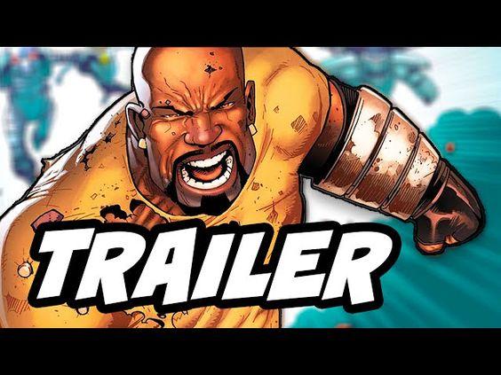 Luke Cage Kingpin Of Harlem Trailer Breakdown - Video --> http://www.comics2film.com/luke-cage-kingpin-of-harlem-trailer-breakdown/  #LukeCage