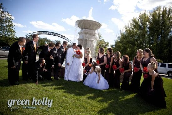 Simple Park Wedding George Macomb Michigan Clinton Township Metro Detroit And Weddings