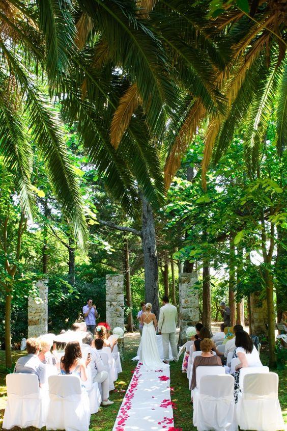 Private Island Wedding Venues In Dubrovnik Croatia The Bridal Consultant Destination Weddings Pinterest And
