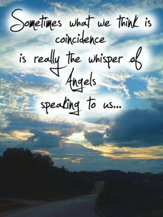 Let go and let the Angels help you. ^i^