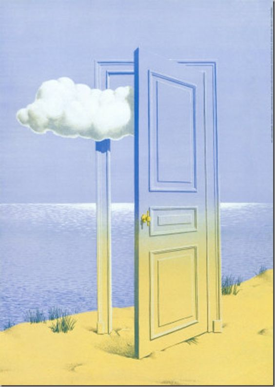 Rene Magritte and his surrealism paintings