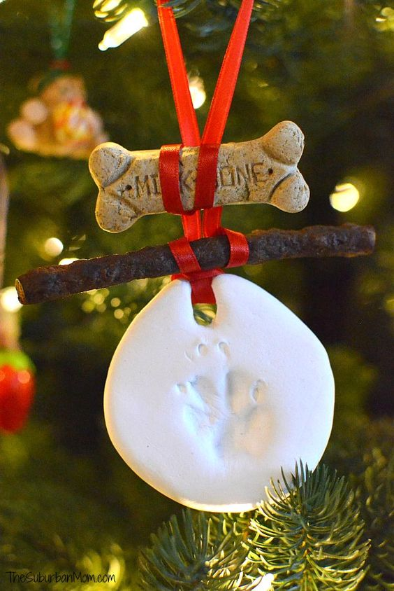 Diy dog ornaments christmas gifts dogs diy and crafts christmas gifts