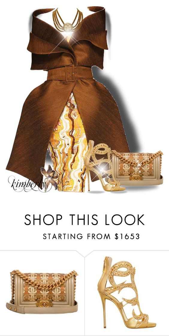 """""""Dressy Art"""" by cavell ❤ liked on Polyvore featuring Giuseppe Zanotti and Tiffany & Co."""