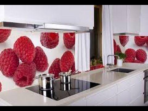 جددي سيراميك المطبخ بالديكوباج جزء اول ديكور مطبخ تجهيزاتي للعيد2017 Youtube Kitchen Interior Kitchen Raspberry