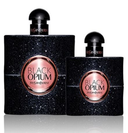 Yves Saint Laurent 'black opium' eau de parfum set