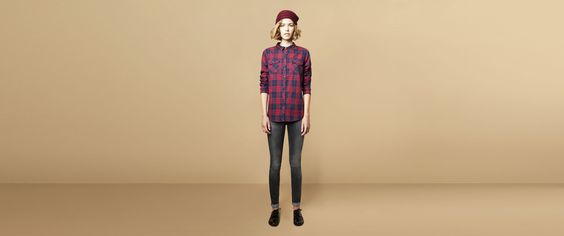 Pull and Bear Lookbook AW12