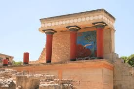 Ancient Palace of Knossos