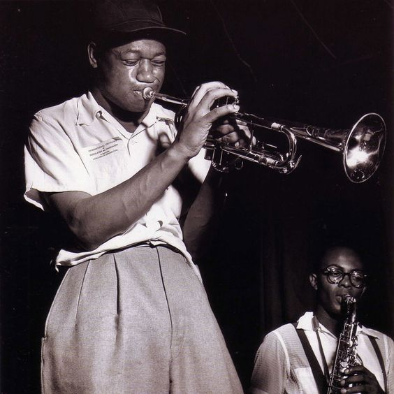 Clifford Brown (Oct. 30, 1930 – 1956) was an influential and highly rated American jazz trumpeter - a hard bopper as well as a smooth balladeer…    Clifford Brown and Gigi Gryce during rehearsal for Brown's Sextet session, August 28, 1953 NYC