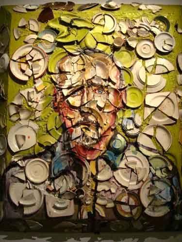 Julian Schnabel, Dennis Hopper 1991  RIP Dennis Hopper.