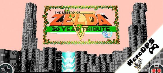 Há um Zelda 3D em seu navegador de internet