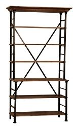 Great recycled bakers rack from Mortise and Tenon