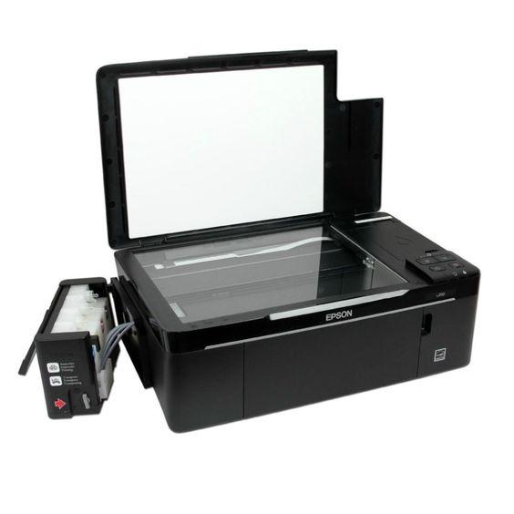 Epson Multifuncional L200 Sistema De Tinta Continua Original