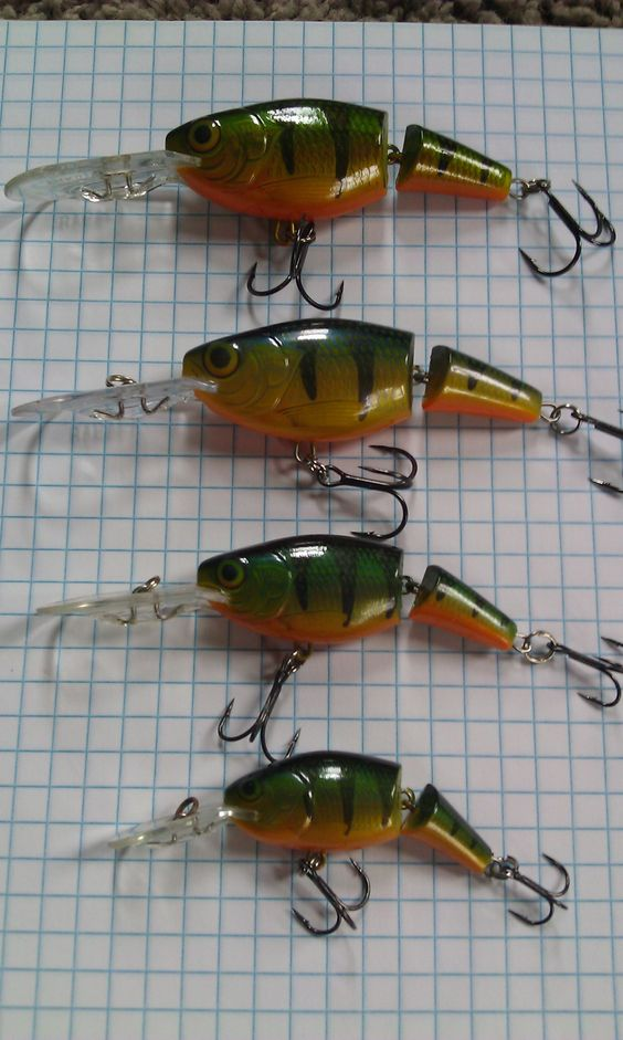 Pinterest the world s catalog of ideas for Perch fishing lures
