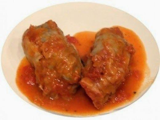 Hungarian stuffed cabbage rolls using a grandmother's secret ingredient.