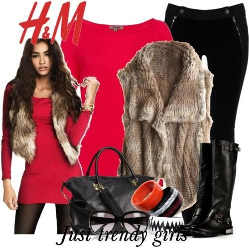 H&M casual clothing for winter | Just Trendy Girls