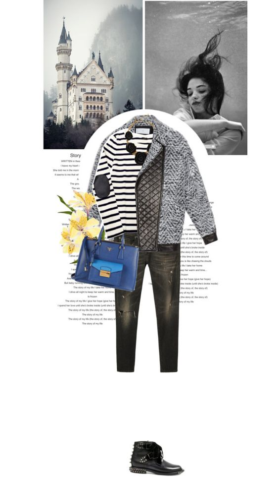 """""""tutto nero."""" by crilovesjapan on Polyvore"""