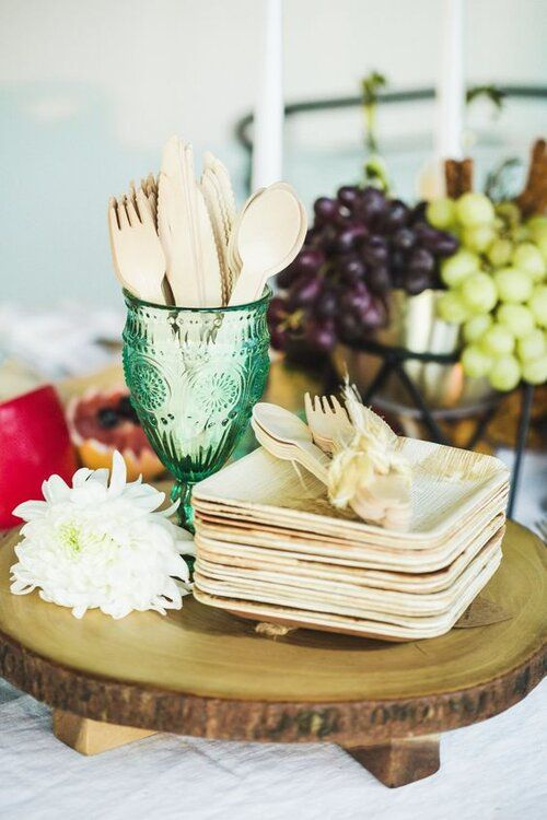 mariage écologique sans déchets. Agence Rose Porcelaine wedding planner ile-de-france et La Réunion