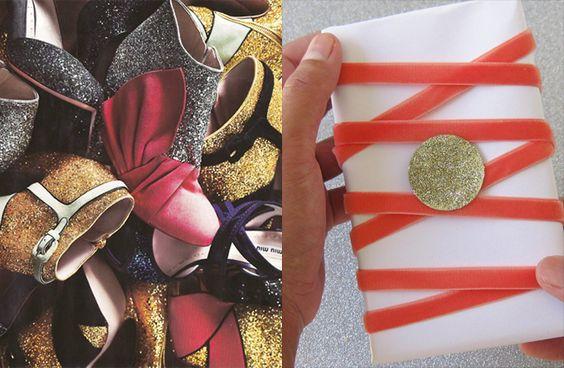 pegatinas de purpu para tus regalos. DIY
