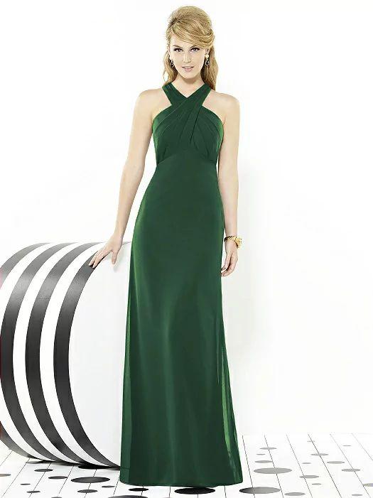 After Six Bridesmaids Style 6716 http://www.dessy.com/dresses/bridesmaid/6716/#.VsE69_krLIU