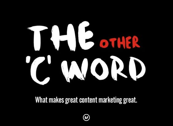 There's a single ingredient you'll find in every piece of great content. That's what this is all about.