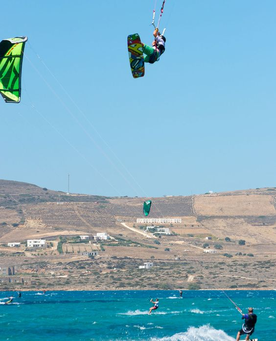 Greece Paros 2013, Epic Kites Kiteboarding Gear Action Photos #EpicKites #Kites #Kiteboarding #KiteboardingGear #Gear  #Greece #Paros #2013