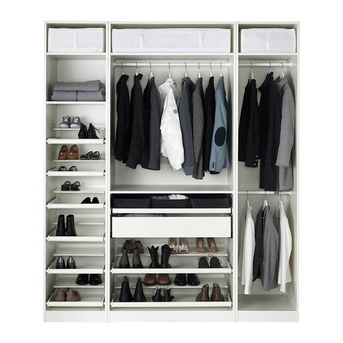pax armoire penderie blanc hemnes blanc armoire pax ikea et armoires. Black Bedroom Furniture Sets. Home Design Ideas
