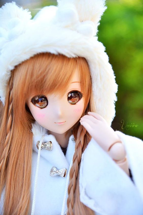 Mirai Suenaga Smart Doll by Umiiro_Namida
