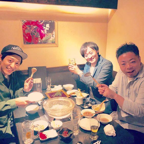 川西さんと西澤さんと村田さん