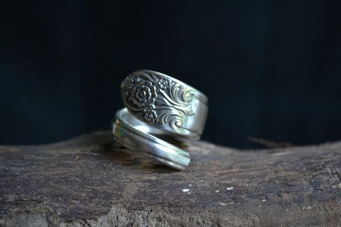 Melody 1954-Vintage Wrap Ring – Time-Honored Jules