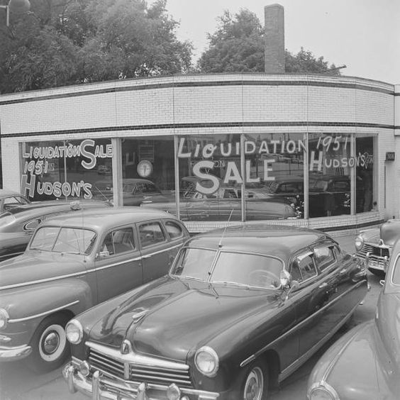 Car Dealerships From Past: Car Dealerships From PAST