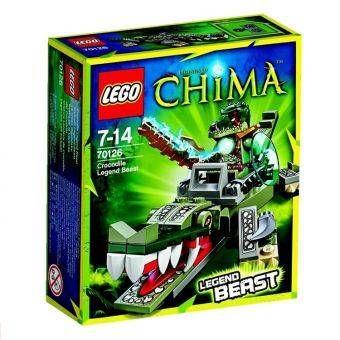 Lego Legends of Chima Crocodile Legend Beast