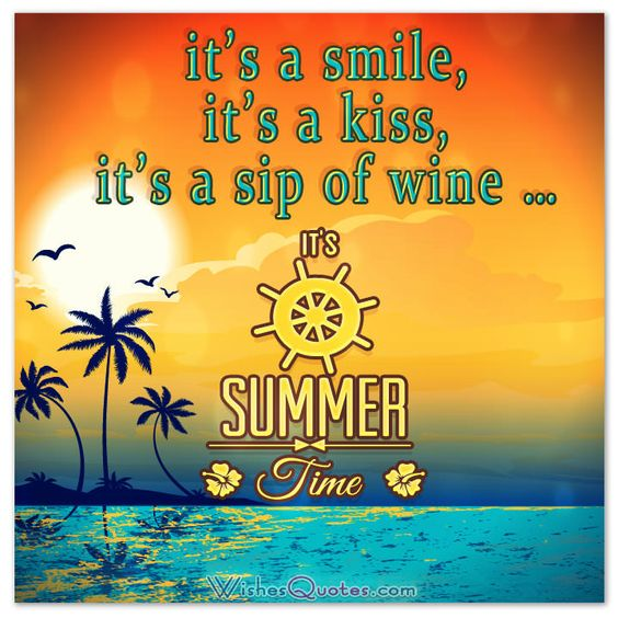 Summer Best Quotes: Happy Summer Messages And Summer Quotes