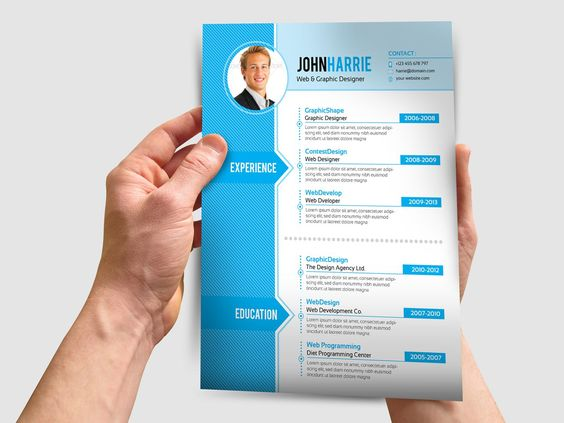 large_01_Resume_201st_20Page-1390958096jpg (1500×1125) CVu0027s - attractive resume templates