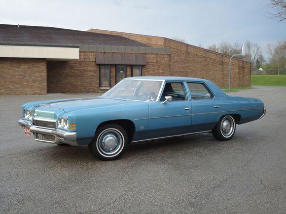 72 Chevrolet Impala
