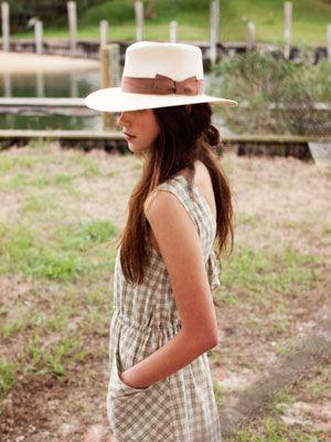 Lindo chapéu!