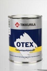 OTEX TAPADÓ ALAPOZÓ Mind a laminált, mind a műgyantázott, mind pedig a furnérozott bútorok átfestésének alapkelléke a Tikkurila Otex alapozója. Kiválóan tapad, még műanyagra és üvegre is! Sőt, festettem már a segítségével járólapot is.
