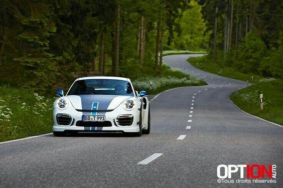 Techart 911 Turbo S
