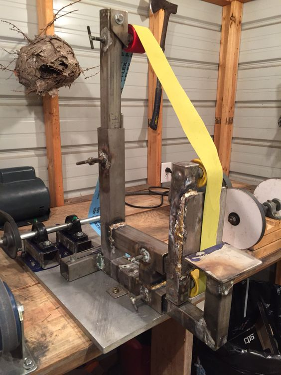 Dayton belt grinder parts