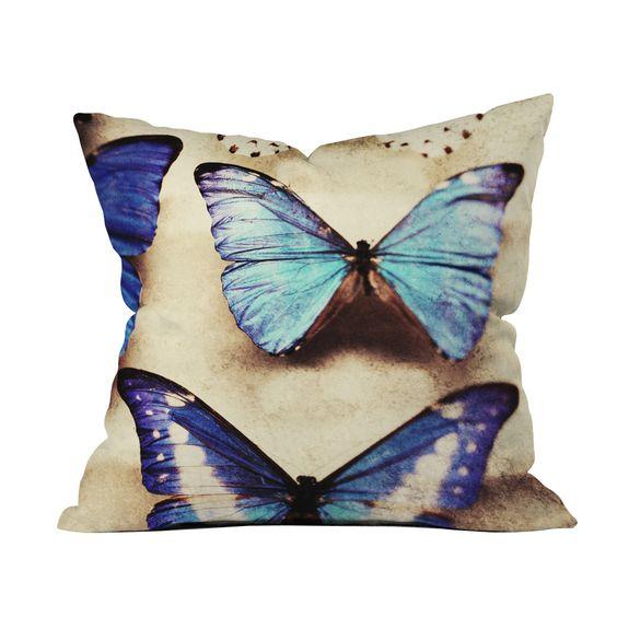 Morphos Throw Pillow Cover | dotandbo.com