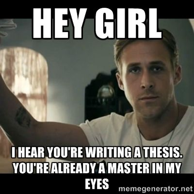 Can you write my thesis for me?