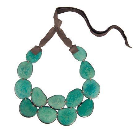 Taugua Bib Necklace- handmade in Ecuador