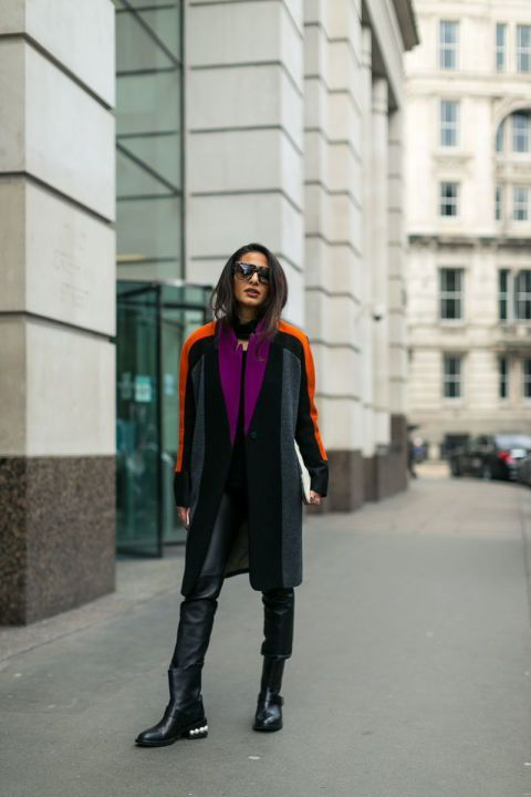 The best off the runway style from LFW
