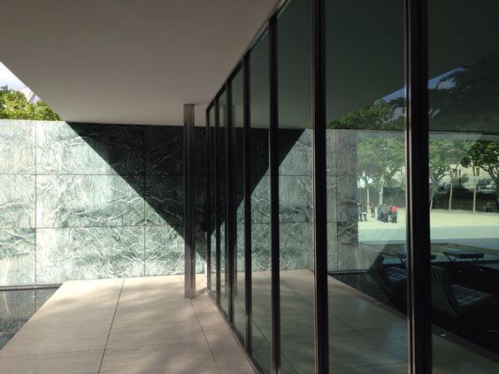 Barcelona pavillon