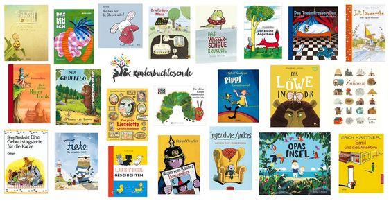 Welche Kinderbücher dürfen in keinem Bücherregal fehlen? Eine Übersicht von über 30 wundervollen Kinderbüchern und beliebten Kinderbuchautoren.