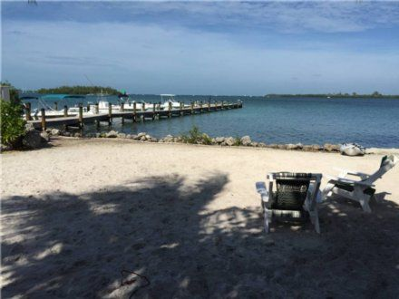 Key West 2 br Ocean View Vacation Rental Condo: Boater's Beach Haven