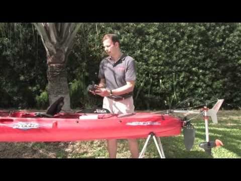The Torqeedo Ultralight 403 The World S First True Kayak